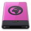 HDD Pink Server B Icon
