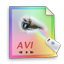 Avi files icon