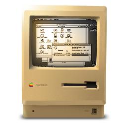 Macintosh Plus on