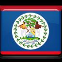 Belize Flag-128