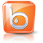 Badoo high detail icon