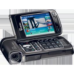 Nokia N93 black