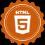 Html 5 Vintage Icon