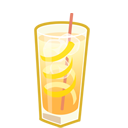 Horse Neck cocktail