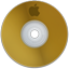 Apple LightScribe icon