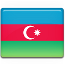 Azerbaijan Flag-128