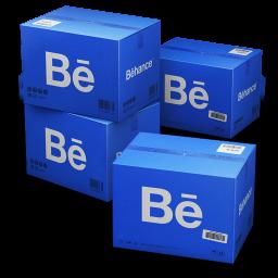 Behance Shipping Box