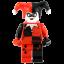 Lego Harley Quinn Icon