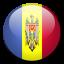 Moldova Flag-64