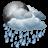 Night rain-48