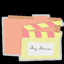 Carton folder movies