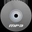 Mp3 Gray Icon