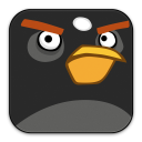 Angry Birds Black-128