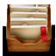 Wooden Folder icon