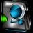 Monitor blue-48