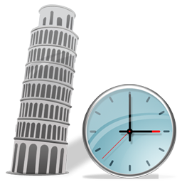 Tower of Pisa Clock