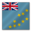 Tuvalu Flag Icon