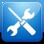 Customize blue icon