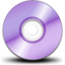 Purple Cdrom