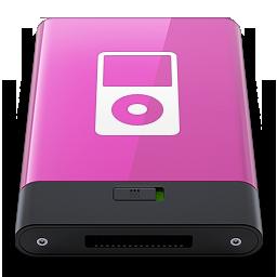 HDD Pink iPod W