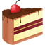 Chocolate Ice Cream Cake icon