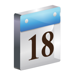 Date Icon 3D