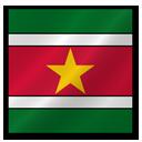 Surinam Flag-128
