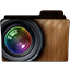 Aperture Wooden icon