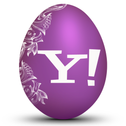 Yahoo White Egg