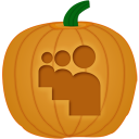 Myspace Pumpkin-128