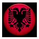 Flag of Albania-128