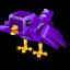 Twitter robot bird alt Icon