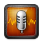 Voice Memos iPhone Icon