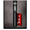 Tar silver black-128