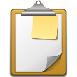 Notepad and notes