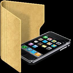 Folder Iphone