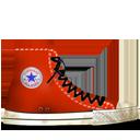 Converse Red tasi dirty-128