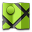 Mapsalt green Icon