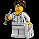 Lego Nurse-128