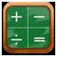 Calculator Green Icon