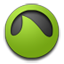 Grooveshark green icon