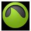 Grooveshark green icon
