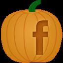 Facebook Pumpkin-128