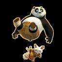 Master Shifu and Po-128