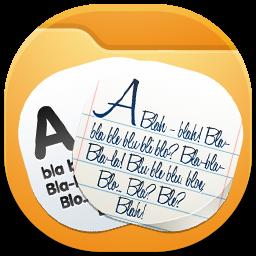 Folder Documents Full
