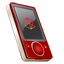 Zune 80gb on rouge icon