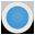 Light Blue Circle-32