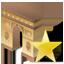Arch of Triumph Star Icon