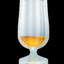 Beerglass unfull-128