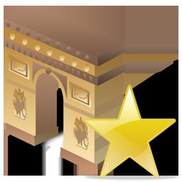 Arch of Triumph Star